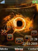 Flash Animated 1 Mobile Theme