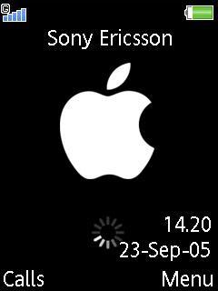 Apple Animated Mobile Theme