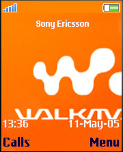 Walkman Animted Themes Mobile Theme