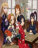 K-on Mobile Theme