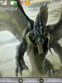 Big Dragon Mobile Theme