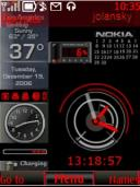 Nokia Animated Mobile Theme
