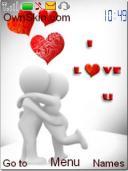 Zoozoo Love Mobile Theme