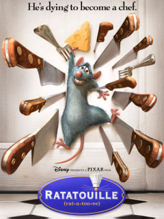 Ratatouille Mobile Theme