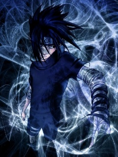 Sasuke Mobile Theme