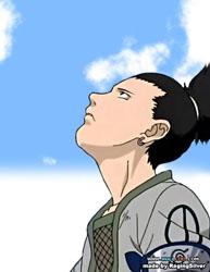 Naruto Shikamaru Mobile Theme