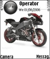 Buell Fire Bolt Mobile Theme