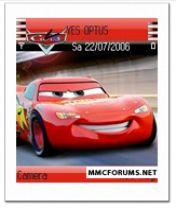 Mcqueen Disney Cars Mobile Theme