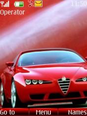 Alfa Romeo Theme Mobile Theme