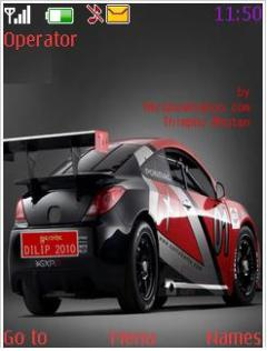Car Dilip Nokia S40 Theme Mobile Theme