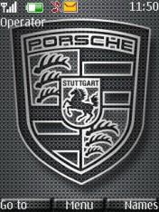 Porsche Nokia Theme Mobile Theme