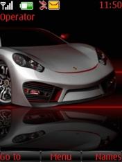 Porsche Concept Nokia Theme Mobile Theme