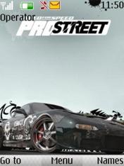 Pro Street Nokia Theme Mobile Theme