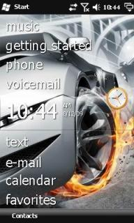 Auto Htc Theme Mobile Theme