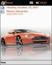 Aston Martin V8 Vantage N400 Htc Theme Mobile Theme