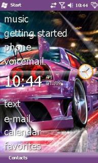 Car Htc Theme Mobile Theme