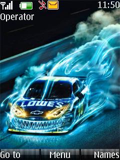 Sprint Mobile Theme