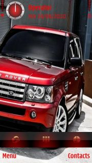 Rang Rover Mobile Theme