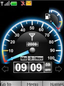 Speed Flash Mobile Theme