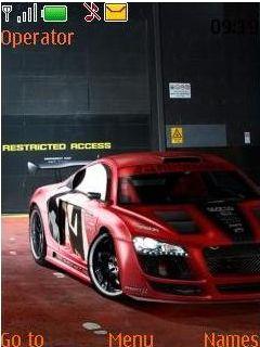 Carbon R8 Mobile Theme