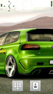 Vw Golf Gti V2 Mobile Theme