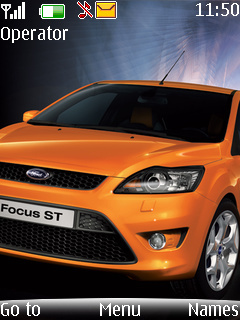 Focus St Mobile Theme