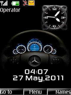 Speed Dual  Mobile Theme