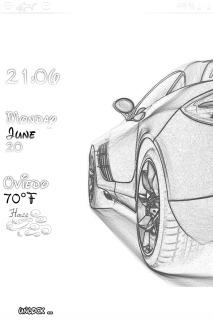 LS Drawn IPhone Theme Mobile Theme
