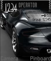 Aston Martin Mobile Theme