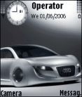 Audi RSQ Concept Theme Mobile Theme