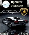 Gallardo Mobile Theme