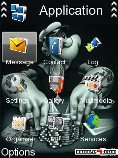 Popey Theme Mobile Theme