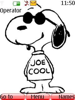 Snoopy Nokia Theme Mobile Theme