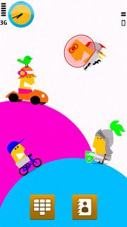 My Meego World Mobile Theme