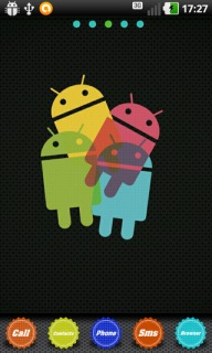 Colors Droids For Android Theme Mobile Theme