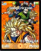 Dbz Mobile Theme