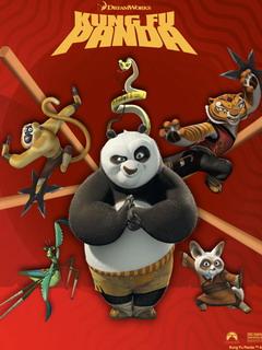 Kung Fu Panda Mobile Theme