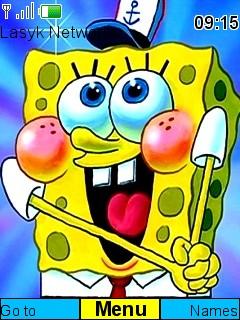 Spongebob Mobile Theme