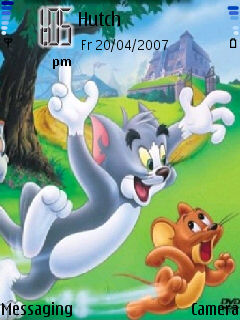 Tom And Jerry Mobile Theme