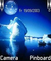 Iceberg Theme Mobile Theme