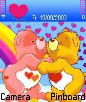 Care Bears Mobile Theme
