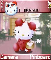 Kitty Theme Mobile Theme