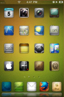 Rezon Mobile Theme