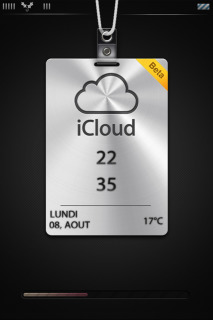 Ls BiCloud IPhone Theme Mobile Theme
