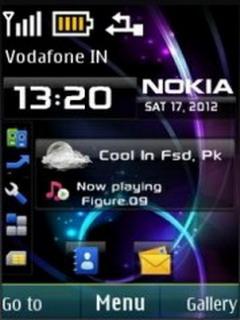 New Nokia X2 Style Mobile Theme