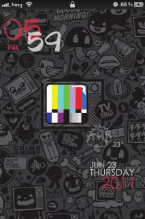 Cool TV Kills For IPhone Theme Mobile Theme