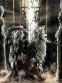 Dark Angel Mobile Theme