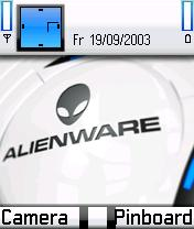 Alienware Themes Mobile Theme