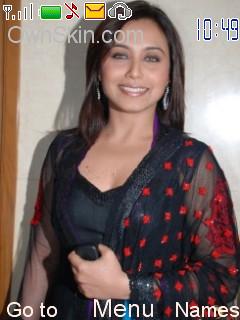 Rani_mukherjee Mobile Theme