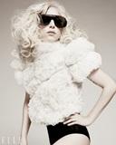 Lady Gaga Elle Mobile Theme